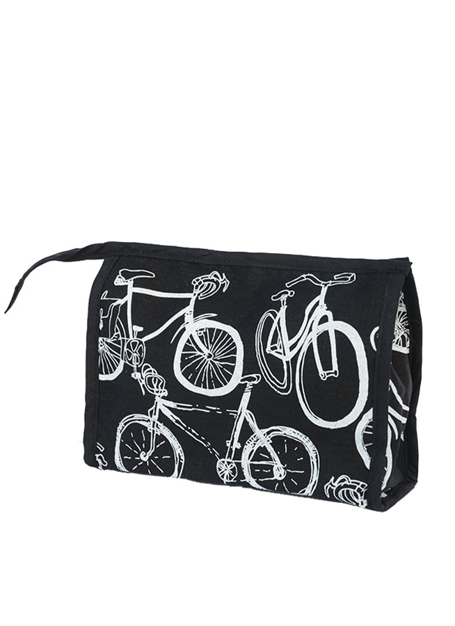 Toiletry Bicycle Black