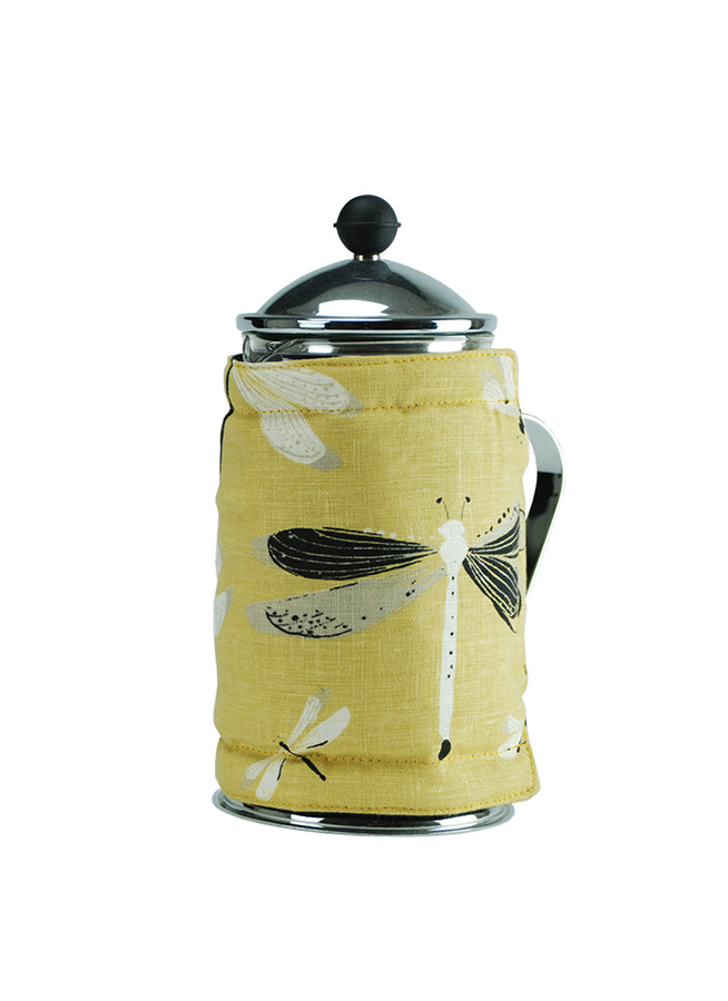 Bodum Coffee Covers Dragonfly Yellow