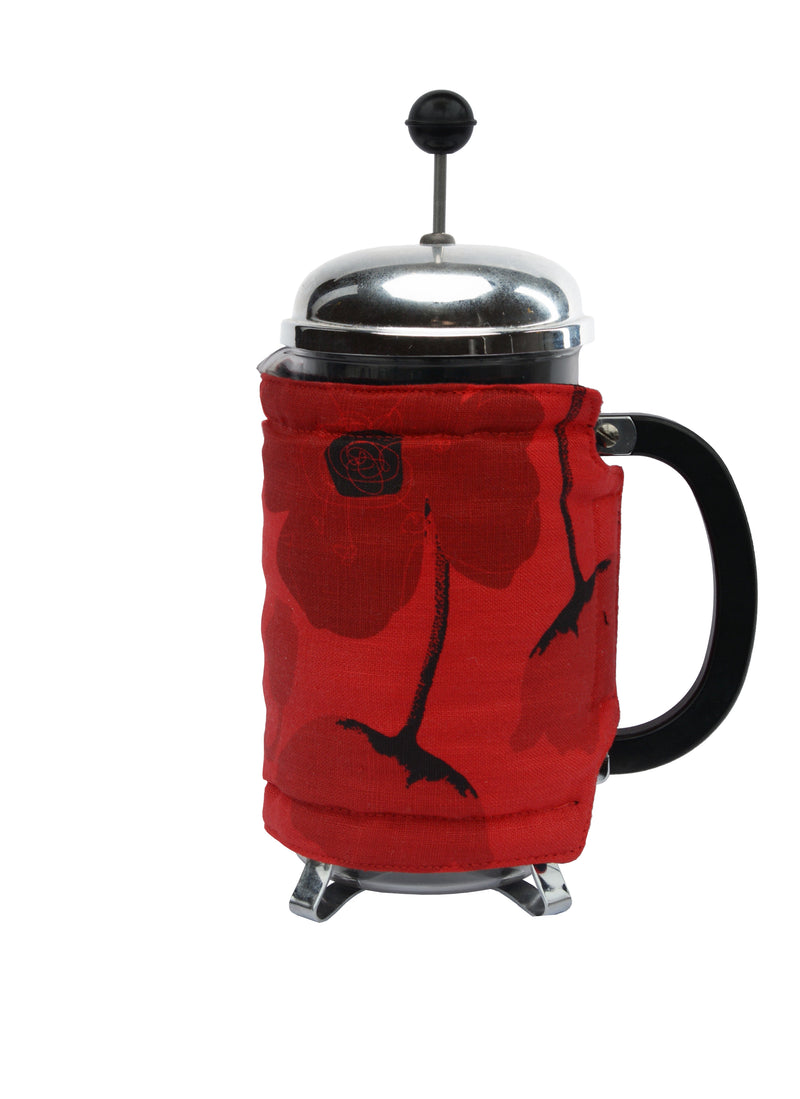 Bodum Coffee Covers Poppy Red