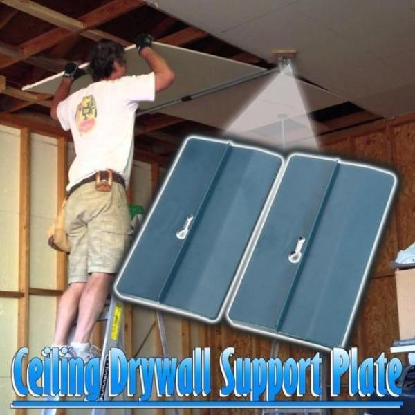 Limited Quantity 49% OFF - Ceiling Drywall Support Plate