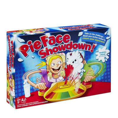 The Pie Face Showdown Two-Player Game - hotlingss