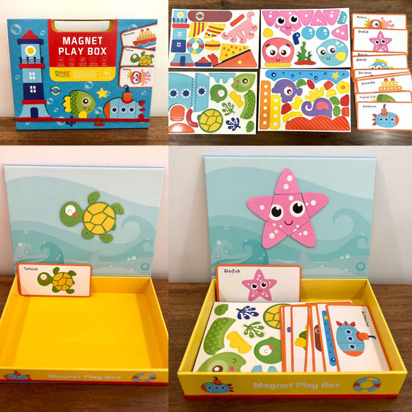 Magnet Playbox SEA