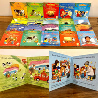 Usborne Farmyard Tales and First Experiences Collection