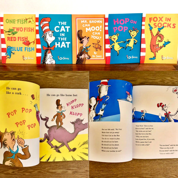 Dr Seuss Collection (5 Books Set)