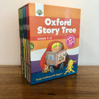 Oxford Story Tree Levels 1-3