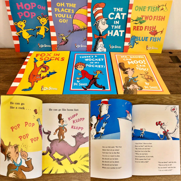Dr. Seuss Collection (7 Books Set)