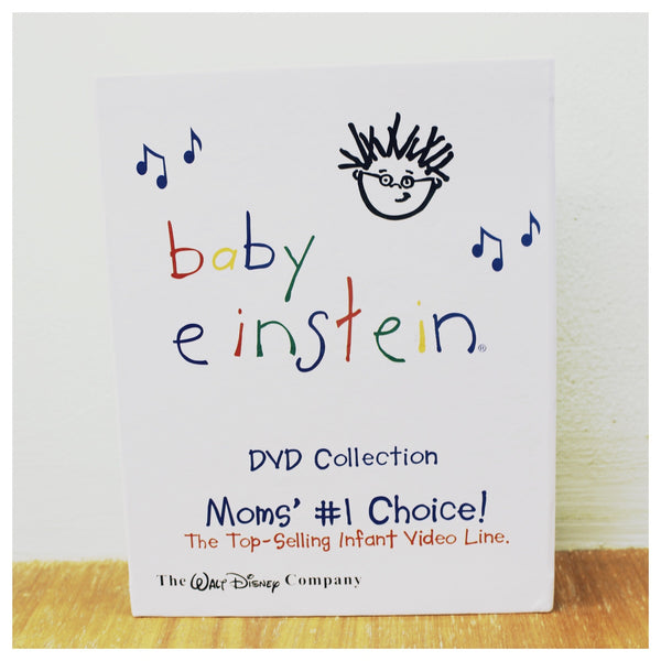 Baby Einstein Dvd Collection