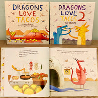 Dragons Love Tacos Series