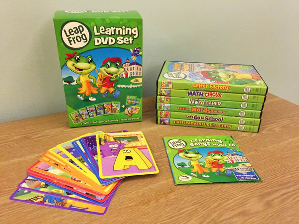 Leapfrog Dvd Collection