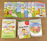 Preschool Prep Dvd Collection