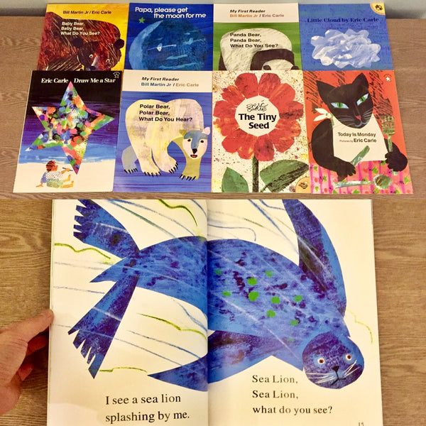 Eric Carle Collection 2