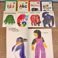 Eric Carle Collection 1