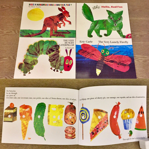 Eric Carle Collection 3