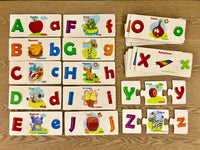 Letter Matching Card
