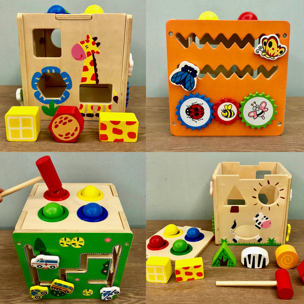 Multifunction Box with Peg