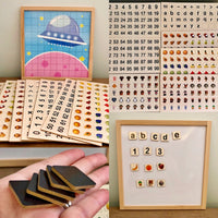 Magnets with Board Set