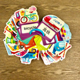 Ring Flashcards Set