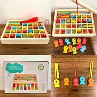 Fishing Learning Box