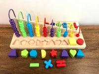 Triple Play Calculating Toy