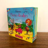 Usborne Phonics Readers Collection