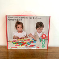 Preschool Mathematics Domino