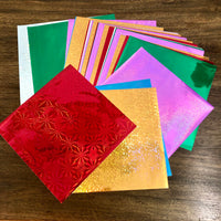 Cellophane Art Activity