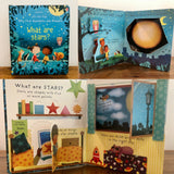 Usborne Lift-the-flap Very First Questions and Answers: What are stars?