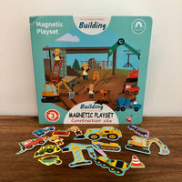 Magnetic Playset