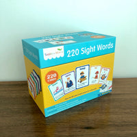 220 Sight Words Set