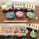 Catch and Fishing Multifunctional Train