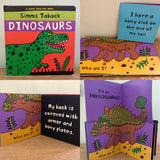 Dinosaurs: A Giant Fold-out Book