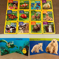 National Geographic Kids: Look and Learn Set
