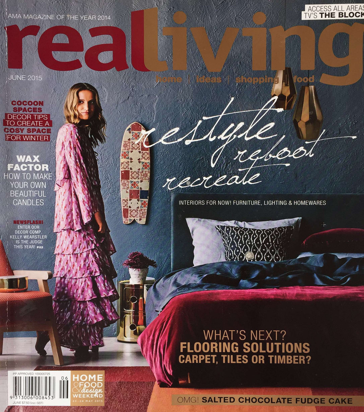 Real Living | June issue 2015