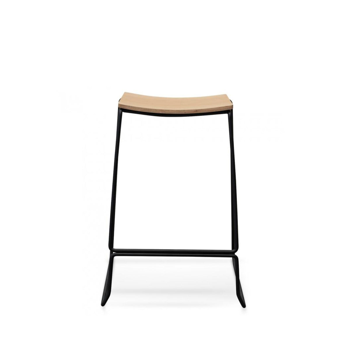 Albert Stool - Black