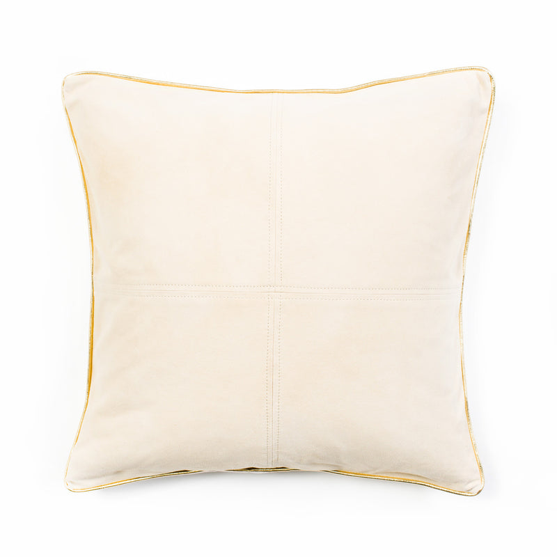 Harper Suede Cushion Cover - Sand