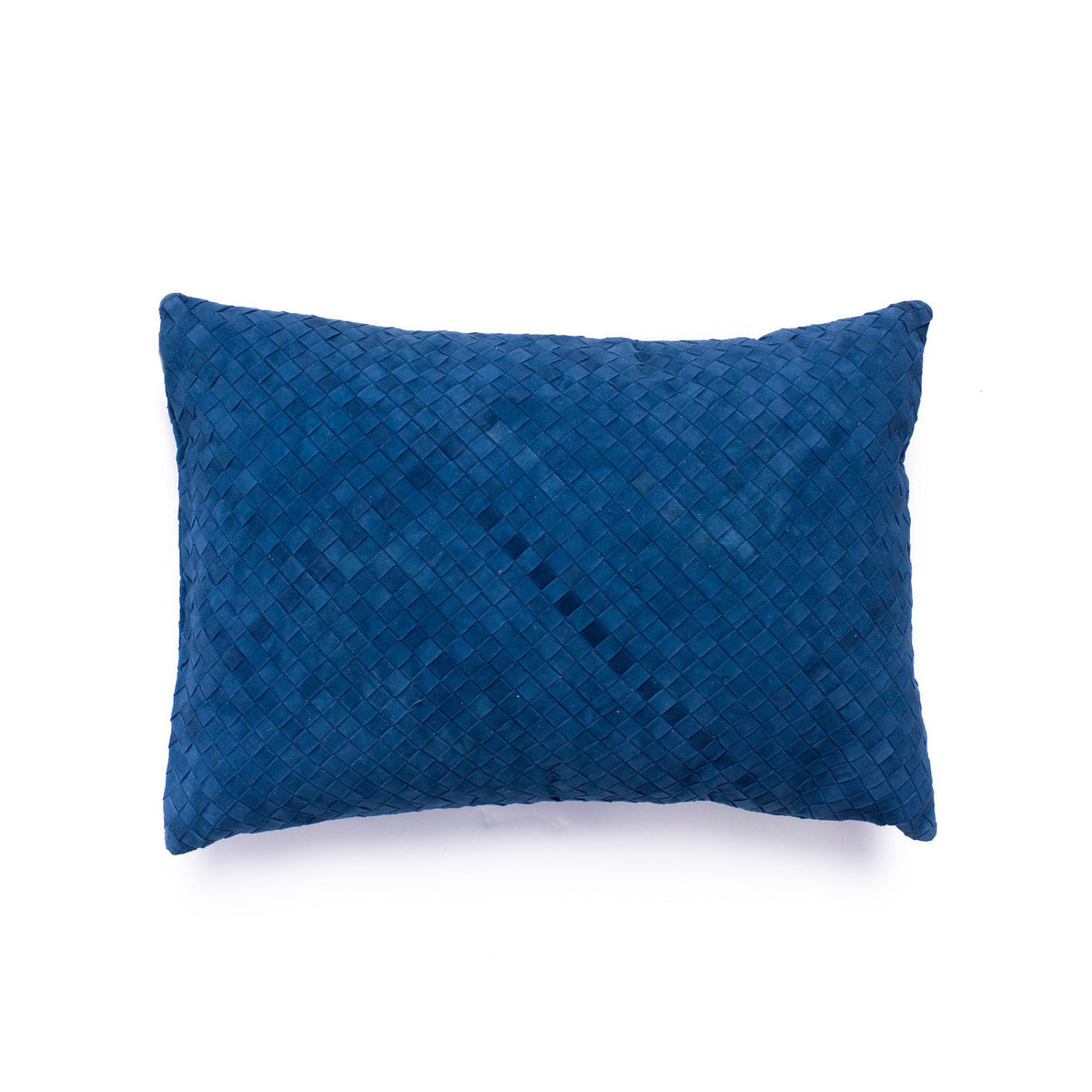 Fred Suede Cushion Cover - Navy Blue