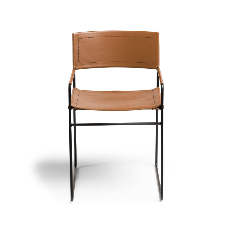 Boston Dining Chair - Tan