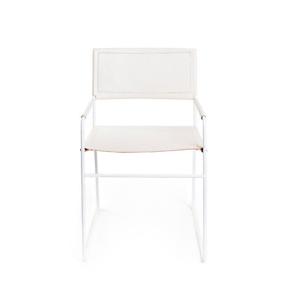 Boston Dining Chair - Cream