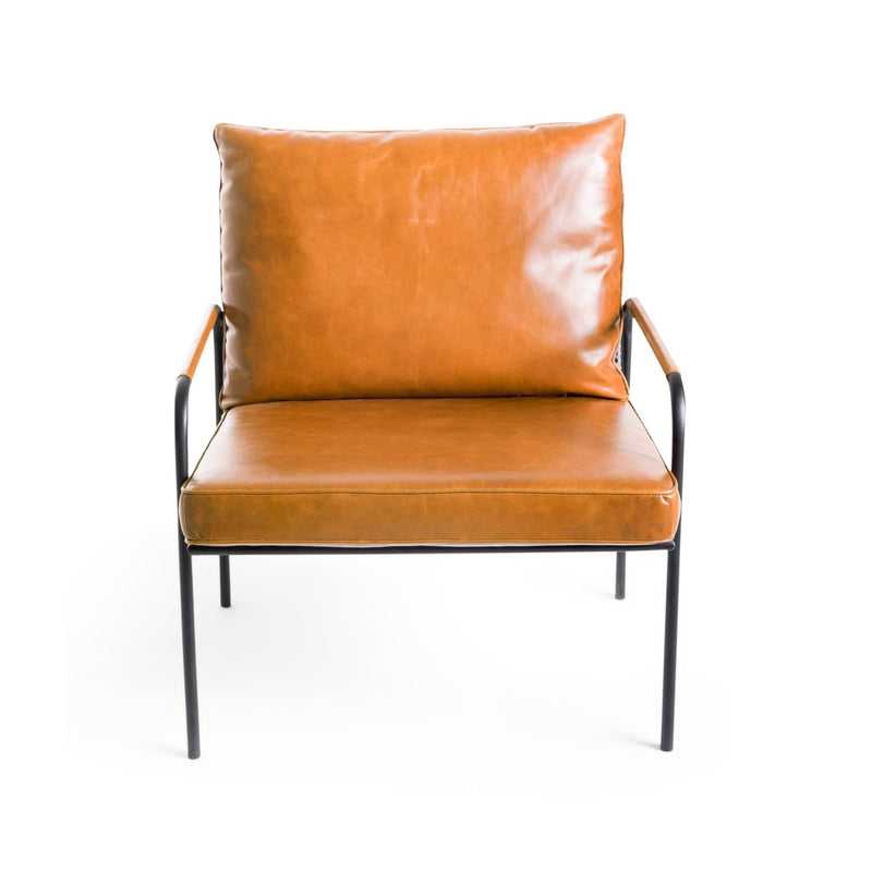 Fitzroy Armchair - Whiskey