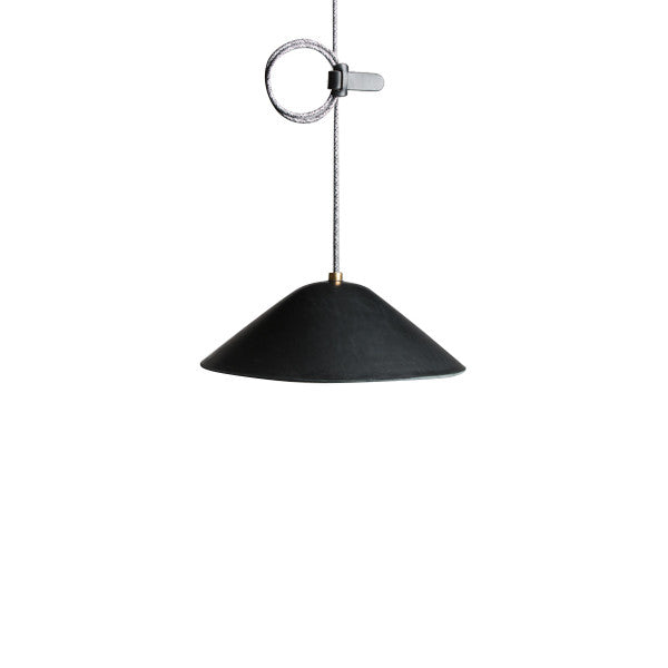 Loop Pendant - Black