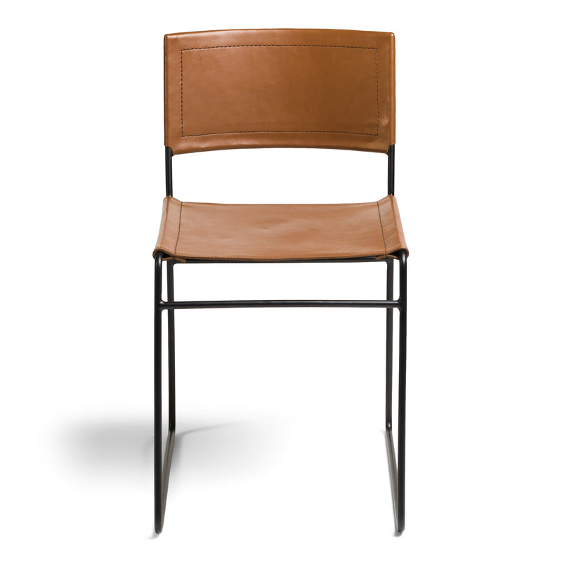 Jones Dining Chair - Tan