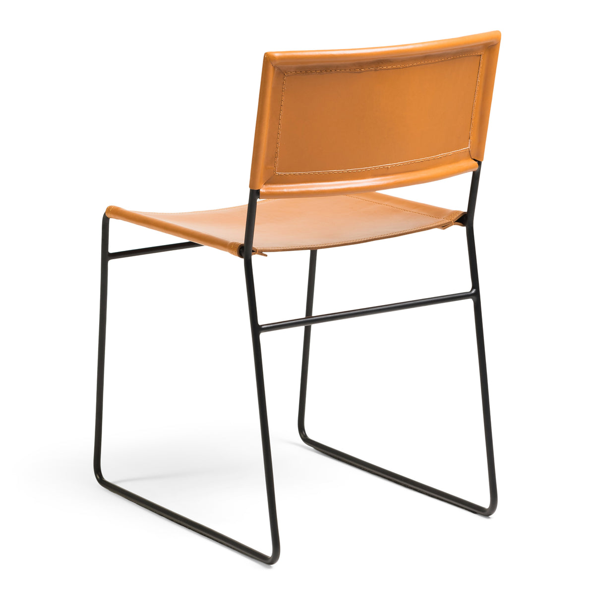 Jones Dining Chair - Whiskey