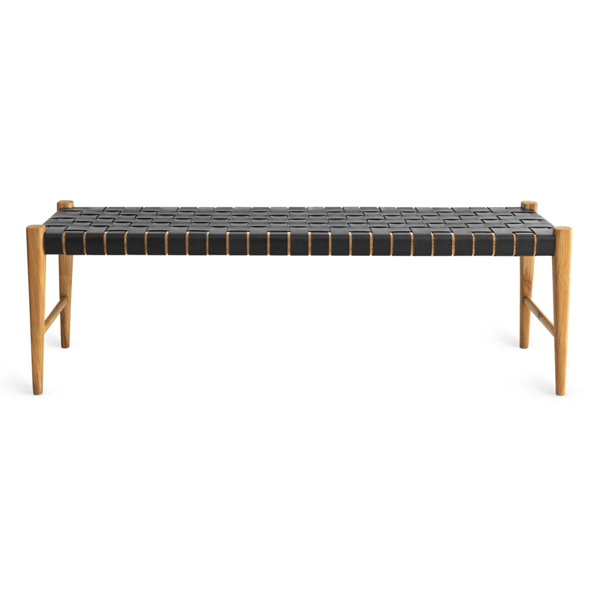 Kent Bench Oak - Black