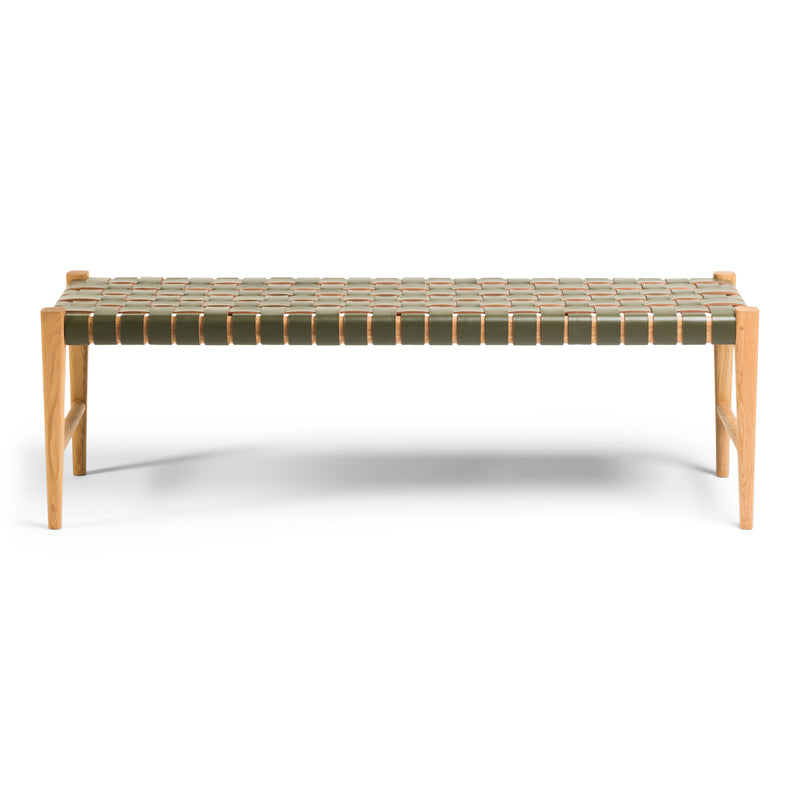 Kent Bench Oak - Olive