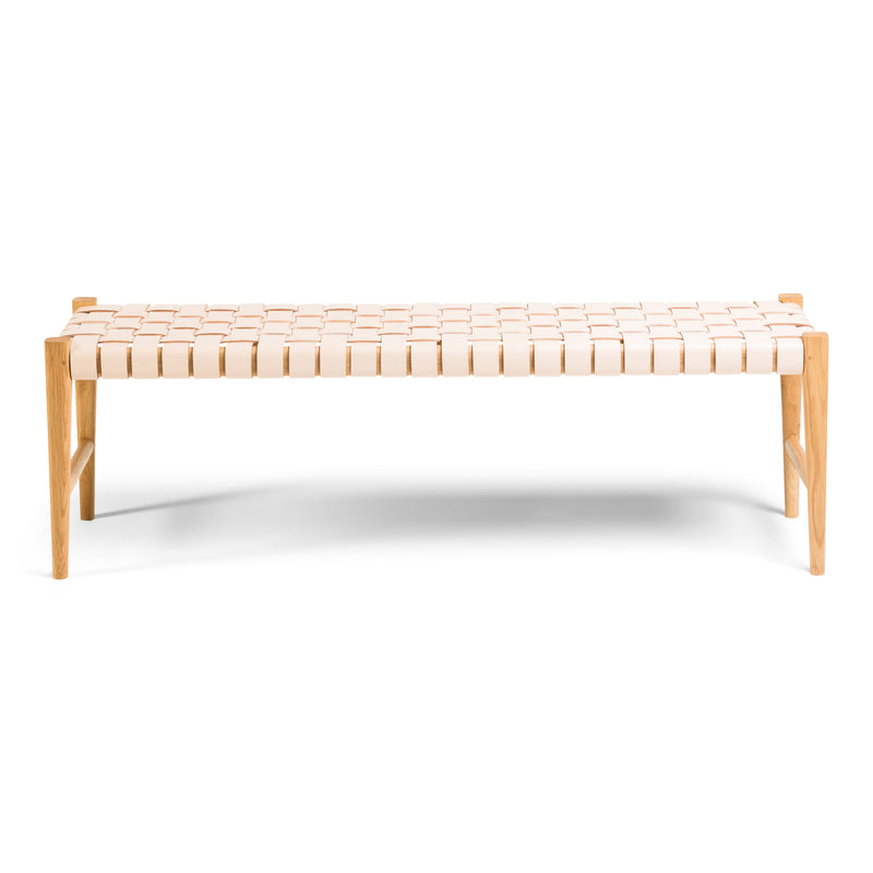 Kent Bench Oak - Rose Blush