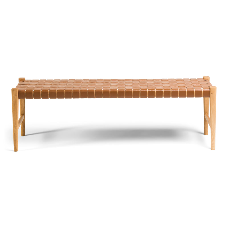 Kent Bench Oak - Tan