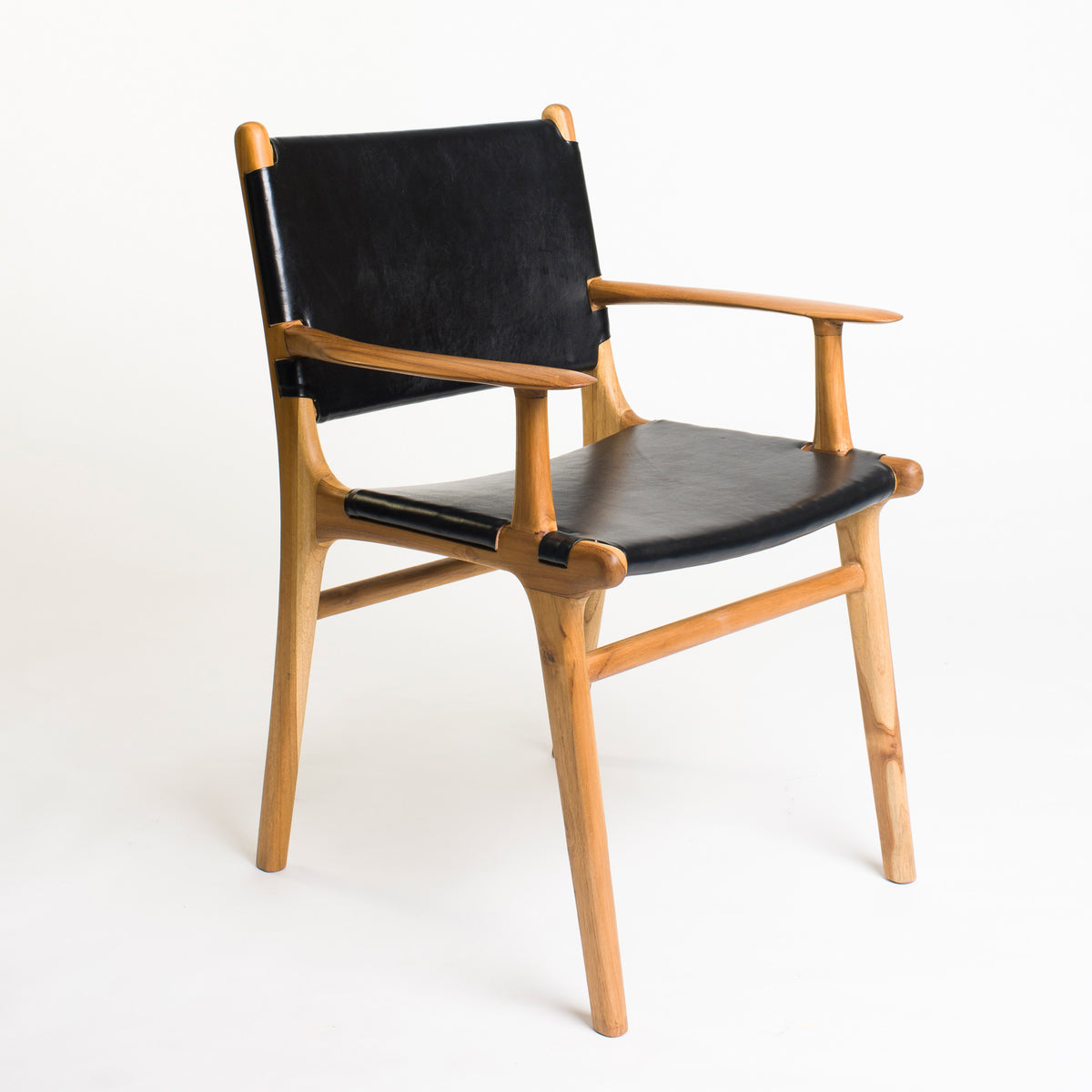 Fenwick Dining Chair - Black