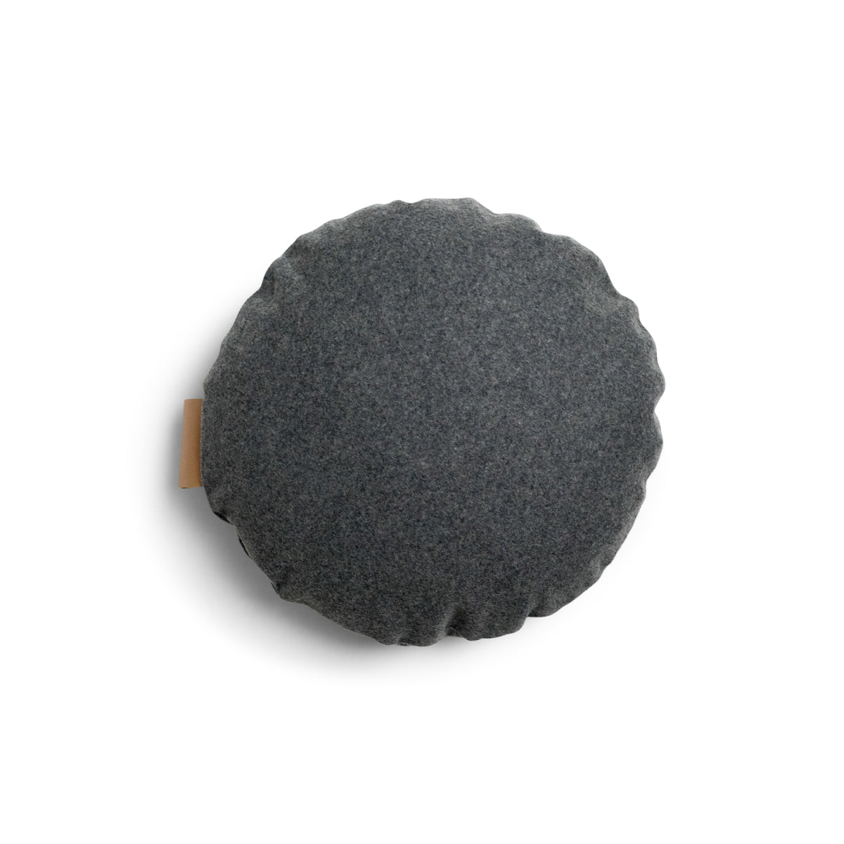 Frankie Dot Cushion Cover - Charcoal