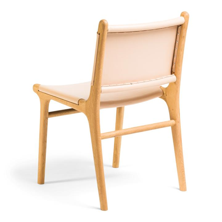 Spensley Dining Chair Oak - Natural Blush