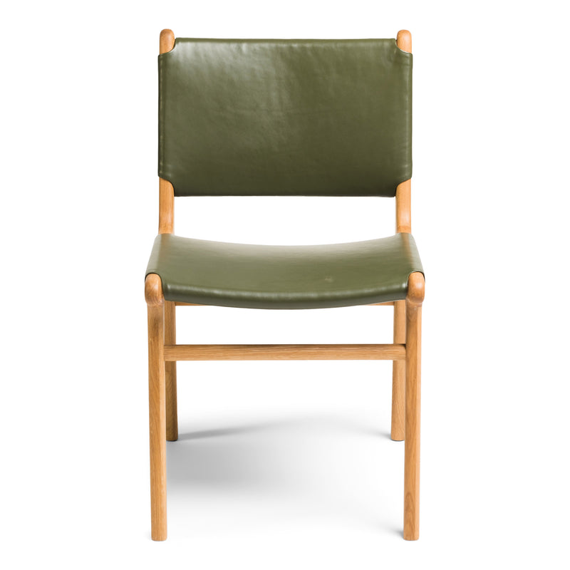 Spensley Dining Chair Oak - Olive